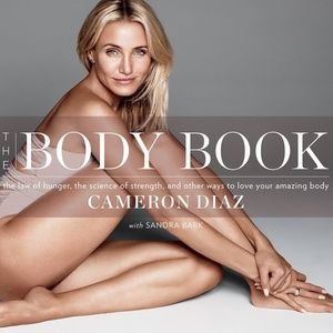🆕️The Body Book By Cameron Diaz🆕️